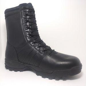 Matterhorn Men Black Combat Boots Size 9M NWT